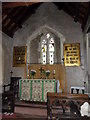 ST9383 : Interior, The Church of the Holy Rood by Maigheach-gheal