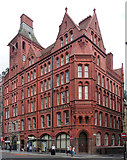 SJ3490 : Prudential Assurance, Dale Street, Liverpool by Stephen Richards