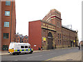 SK3587 : The old Exchange Brewery by Stephen Craven