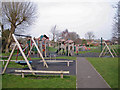 SP7501 : Playpark in Chinnor by Richard Dorrell