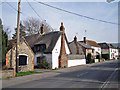 SP7501 : Cottages in Station Road, Chinnor by Richard Dorrell