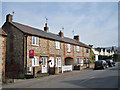 SP7500 : Terraced cottages in Station Road, Chinnor by Richard Dorrell