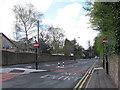 SK3686 : Norfolk Park Road: No entry by Stephen Craven