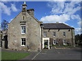 NY9170 : The George Hotel, Chollerford by Ian S