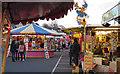 TM3034 : Easter fun fair by Roger Jones