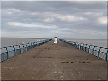 TM3034 : Felixstowe Pier by Roger Jones