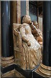 ST7564 : Son of William & Jane Waller, Memorial, Bath Abbey by Julian P Guffogg