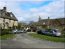 SP1106 : Houses in Arlington Gloucestershire by Brian Robert Marshall