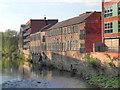 SK3588 : River Don, Sheffield by David Dixon