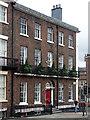 SJ3589 : 34 Rodney Street, Liverpool by Stephen Richards