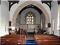 TM3961 : Inside of St.Mary Magdalene Church, Sternfield by Adrian Cable