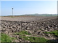 J1639 : Desiccated heavy drumlin clay soil by Eric Jones