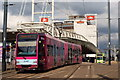 TQ3265 : Magnum Infinity on Tramlink by Peter Trimming