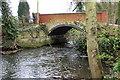TL1838 : Bridge over the Ivel by Poppy Hill Farm by Philip Jeffrey