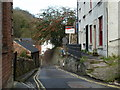 SK2957 : View along Scarthin, Cromford by Andrew Hill