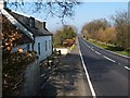 NS4185 : The Gowk Inn on the Old Military Road by Lairich Rig