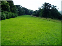 SE5784 : Rievaulx Terrace by Peter Holmes