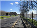 NZ2263 : William Armstrong Drive, Newcastle by Ian S