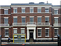 SJ3590 : 23 Abercromby Square, Liverpool by Stephen Richards
