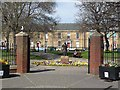 NZ3568 : Northumberland Square, North Shields by Oliver Dixon