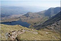 SH6544 : Path off Moelwyn Mawr by Bill Boaden