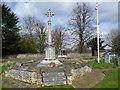 TQ3461 : Sanderstead War Memorial by Marathon