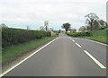 SJ5344 : A49 north passing Greenbank by John Firth