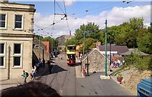 SK3454 : National Tramway Museum, Crich by Chris Morgan