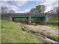 SD7733 : River Calder, Altham Bridge by David Dixon