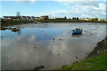SN4400 : West Dock, Burry Port by Jaggery