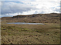 NG4233 : Rèidh nan Loch - middle lochan by Richard Dorrell