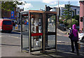 J3373 : Telephone boxes, Belfast by Rossographer