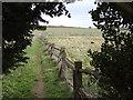 TQ0645 : Footpath by Dilton Farm by Colin Smith