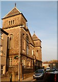 SH4862 : Grade II listed Capel Salem, Caernarfon by Jaggery