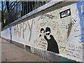 TQ2683 : Graffiti at Abbey Road studio by Oast House Archive