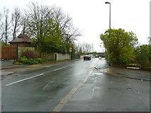 SD7602 : Holloway Drive, Salford by Alexander P Kapp