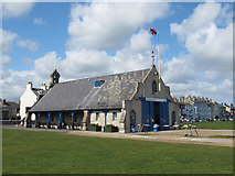 TR3751 : Walmer lifeboat station by Stephen Craven