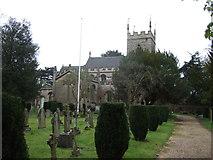 SK9239 : Belton Church by JThomas