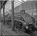 TQ2681 : Sir Nigel Gresley at Paddington by Ian Taylor