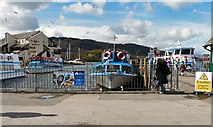 SD4096 : Bowness on Windermere by Gerald England
