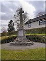 NS4788 : Drymen War Memorial by David Dixon