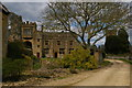 ST4916 : Montacute Priory: gatehouse by Christopher Hilton