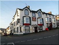 SH5873 : Tap & Spile pub, Bangor by Jaggery
