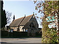 SU9495 : Church at Coleshill village, Buckinghamshire by Peter S