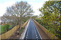 SU5802 : Fareham to Gosport BRT - View from Brewers Arch (9) by Barry Shimmon