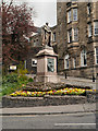 NS7993 : Campbell-Bannerman Statue, Corn Exchange Road by David Dixon