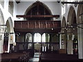 ST8132 : St Michael's Church, Mere by Colin Smith