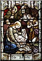 TL7818 : St Etheldreda, White Notley - Stained glass window by John Salmon