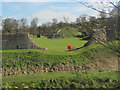 SP9908 : Site of the Main Gate of Berkhamsted Castle by Chris Reynolds