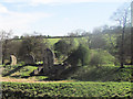 SP9908 : The Outer Rampart and remains of Western Curtain wall of Berkhamsted Castle by Chris Reynolds
